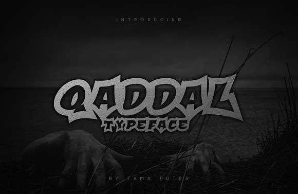 Qaddal Font