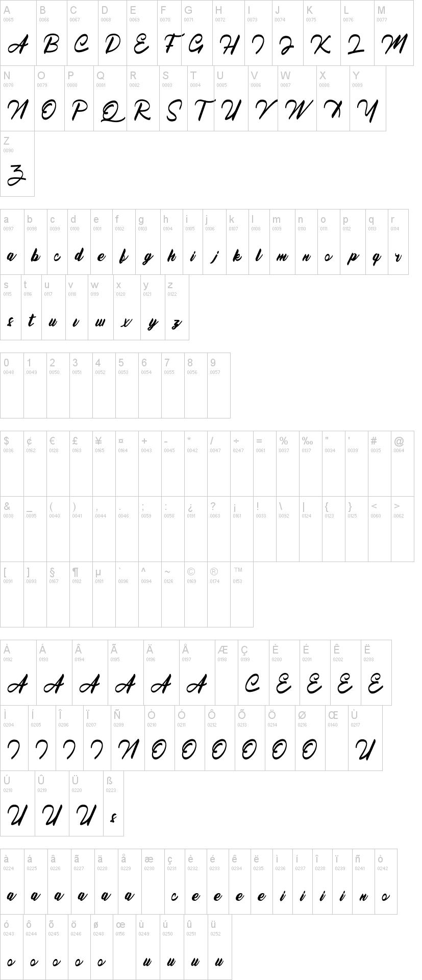 Queensland Font-1