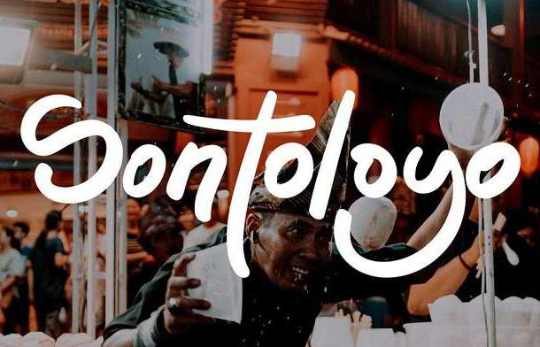 Sontoloyo Font