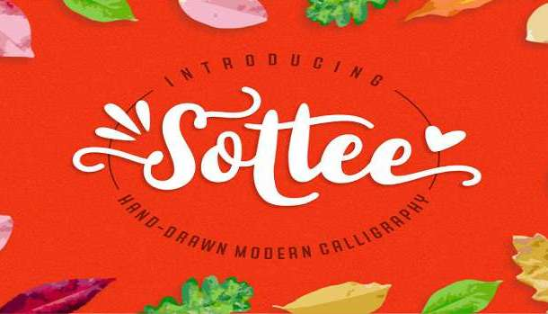 Sottee Font