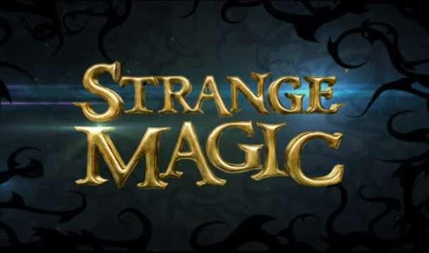 Strange Magic Font Family