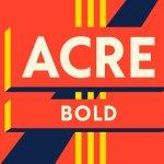 Acre font