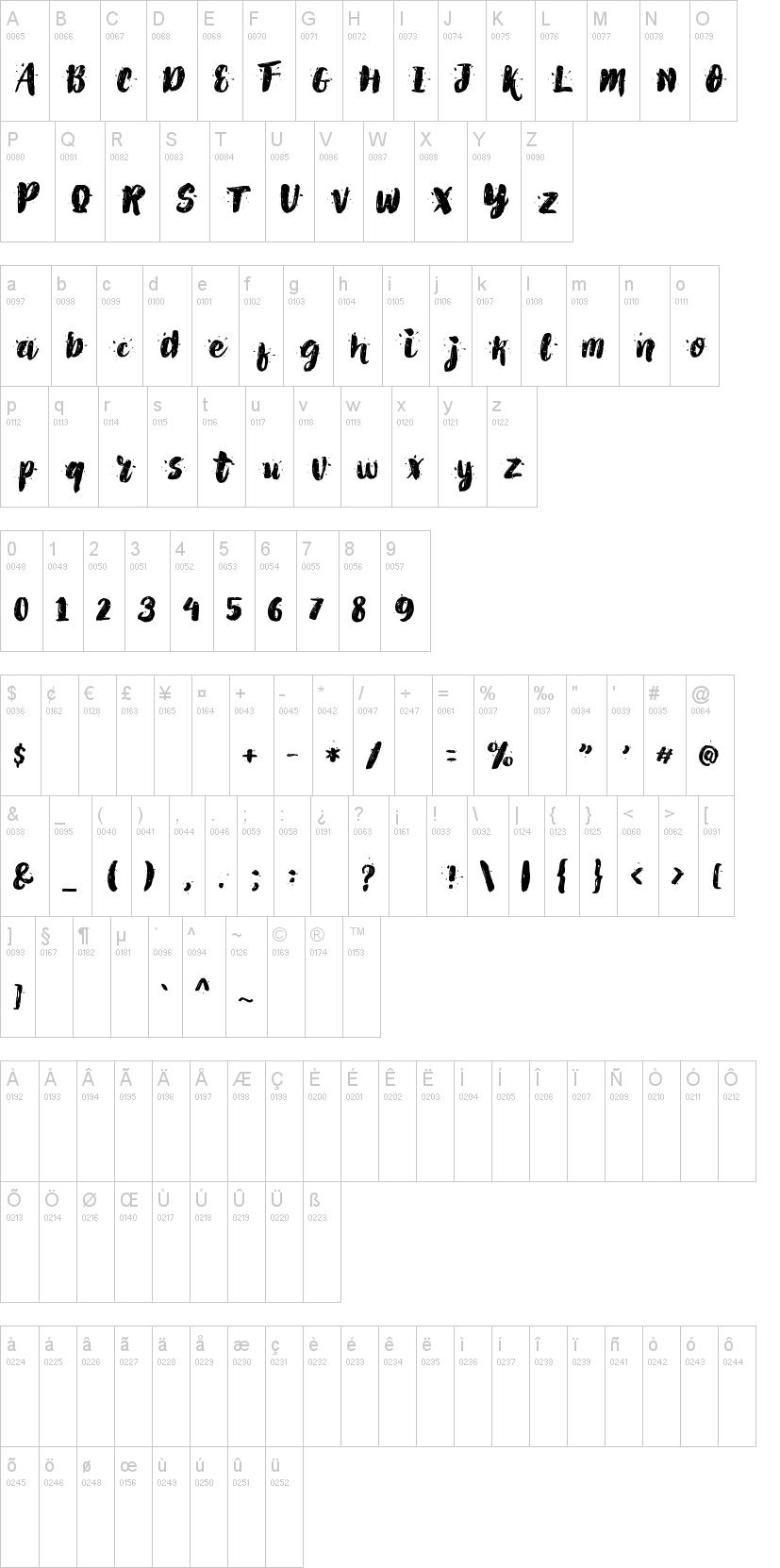 Alex Dirte Font-1