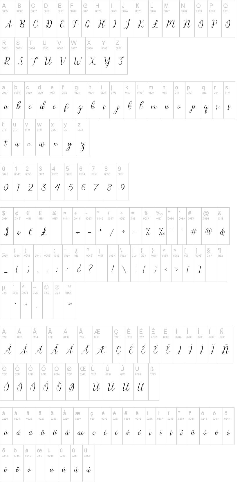 Austina Font-1