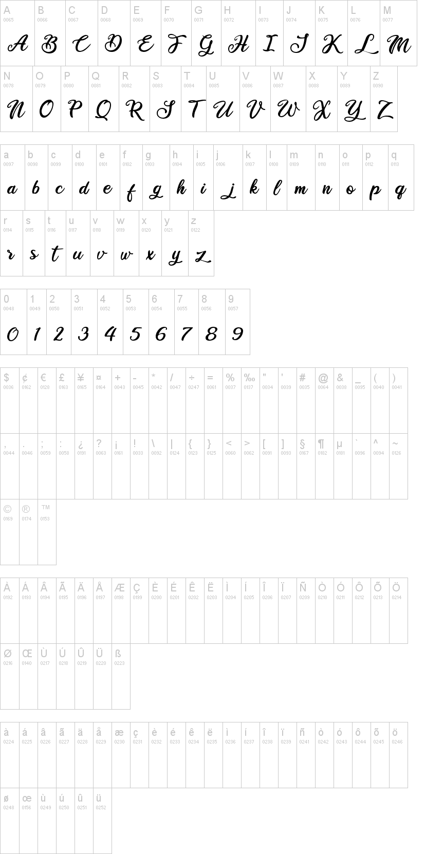 Ballet Harmony Font-1