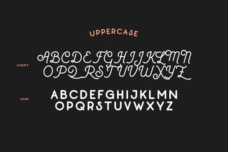 Belvedere Font Duo-1