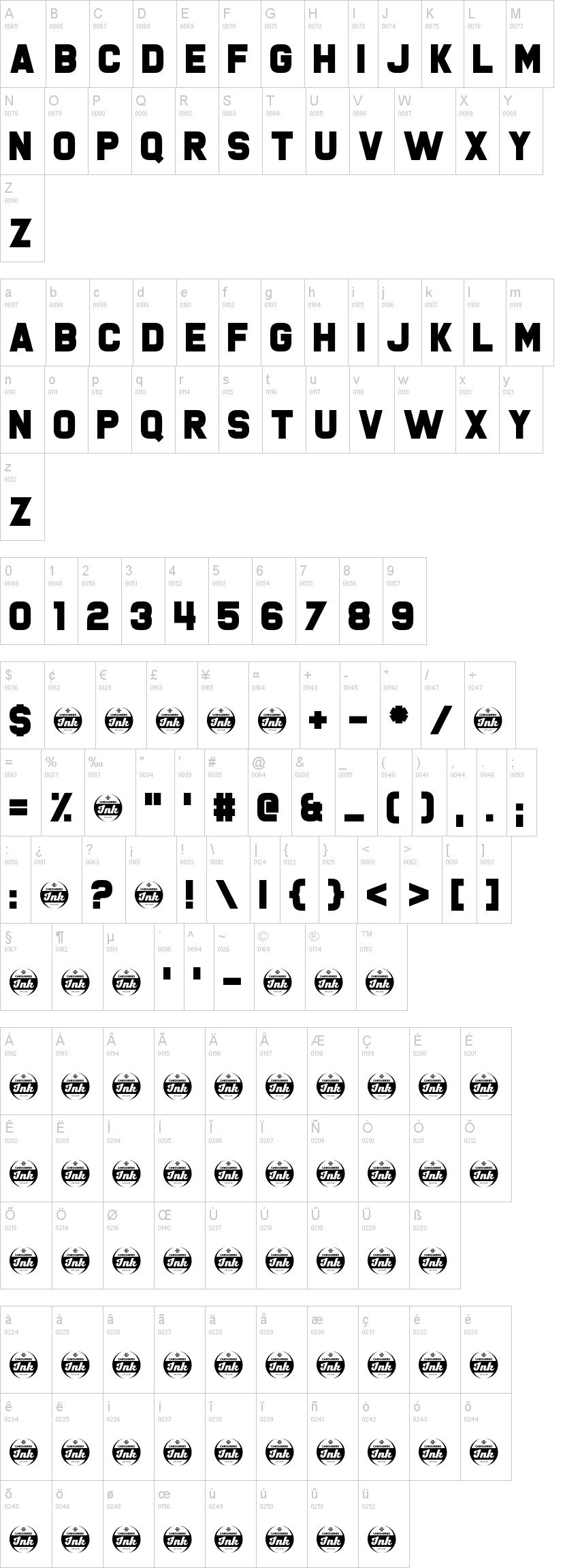 Boomer Tantrum Font-1
