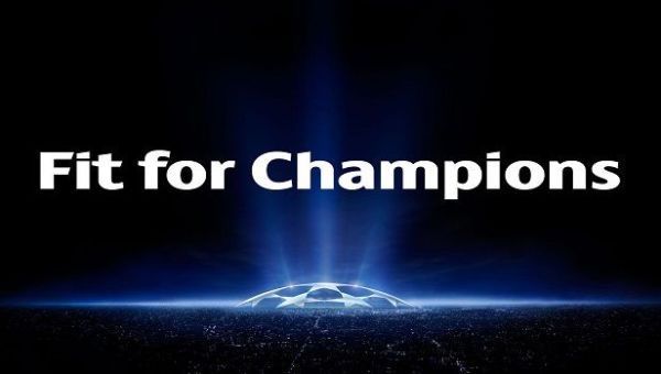 Champions Bold Font