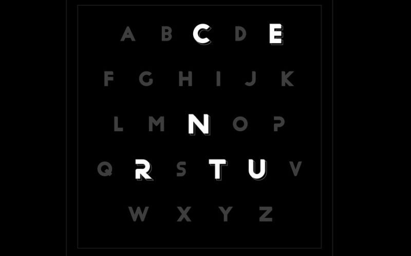 Current Free Typeface-1