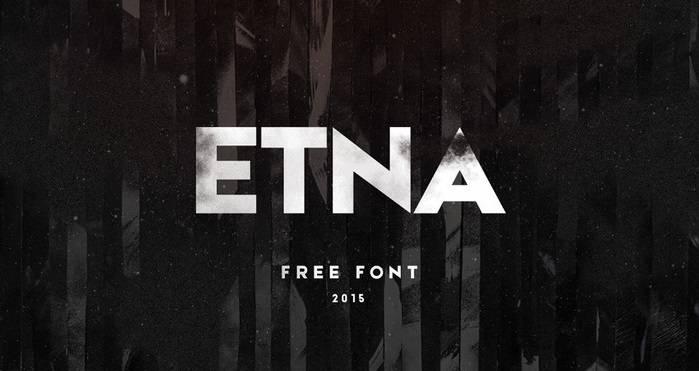 Etna Typeface-1