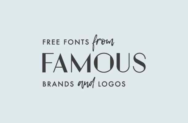 Famous Font