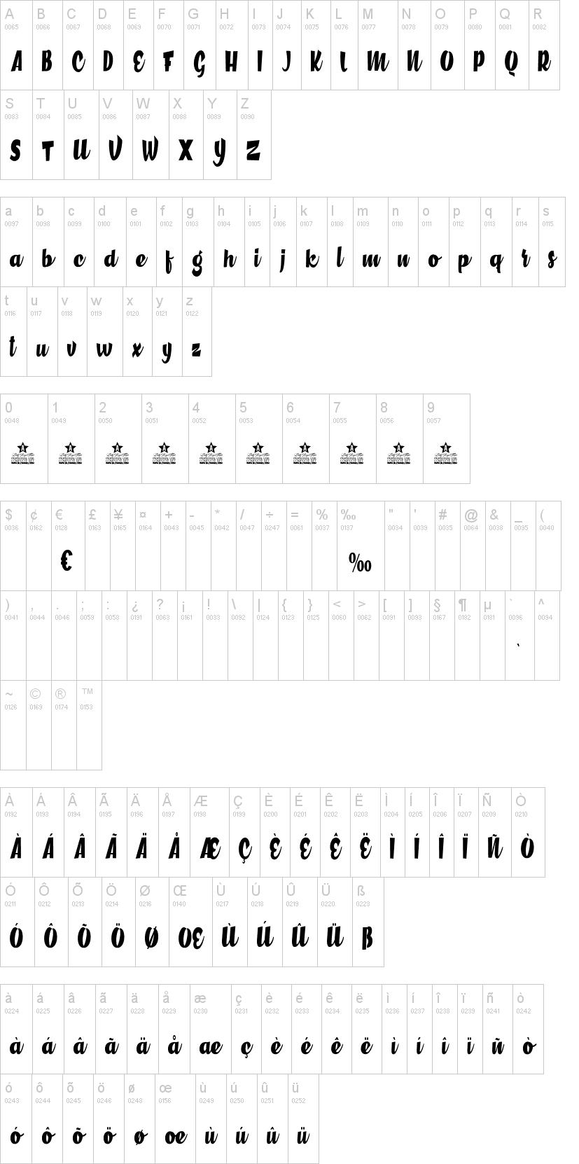 Hometown Font-1