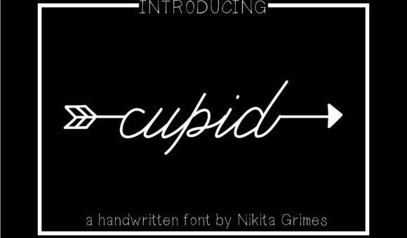 KL Cupid Font