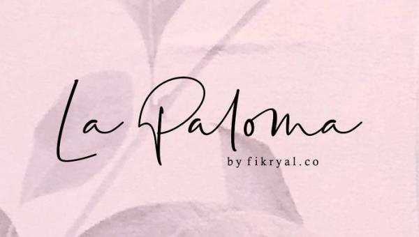 La Paloma Font