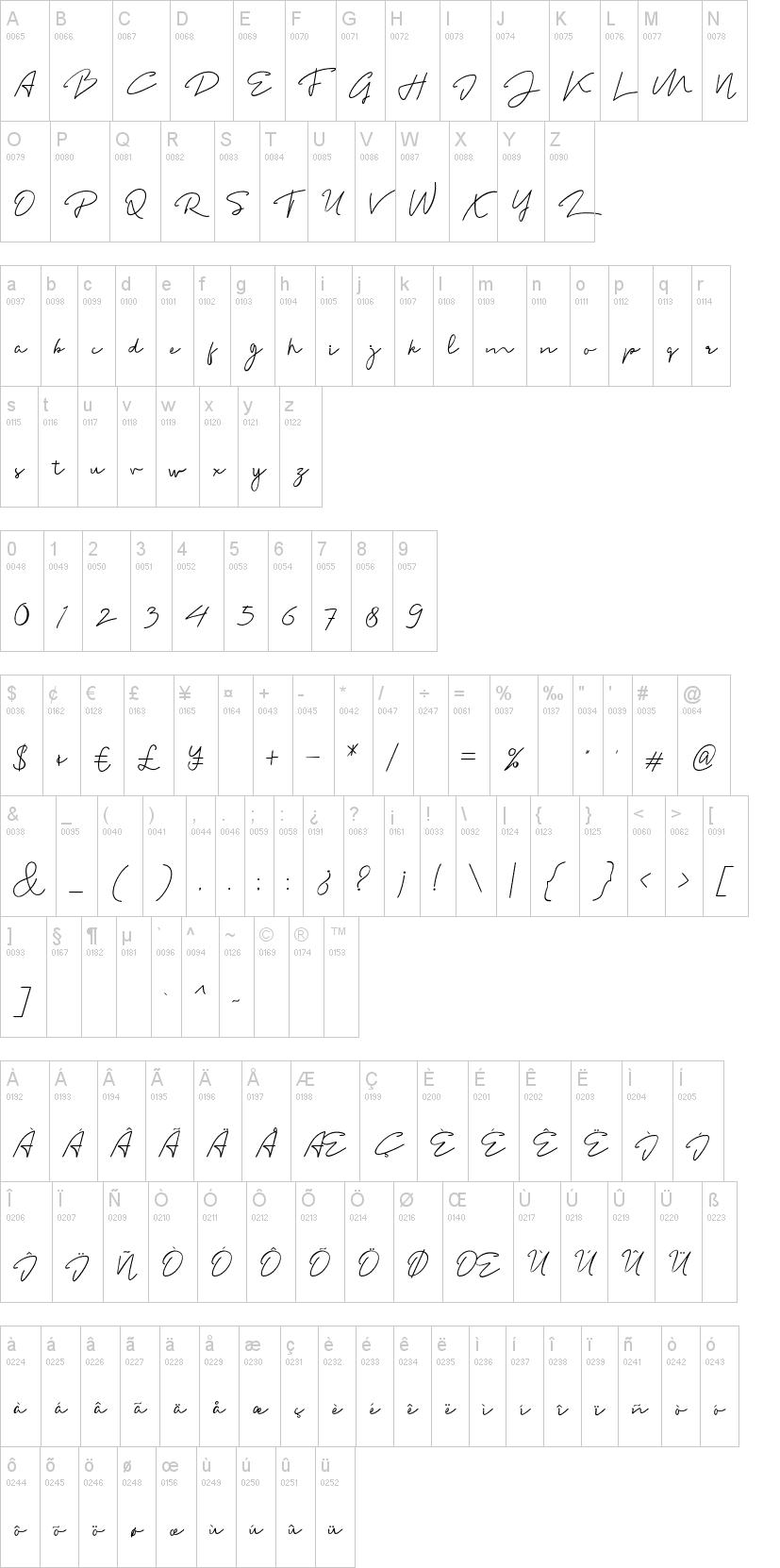 Madelon Script Font-1
