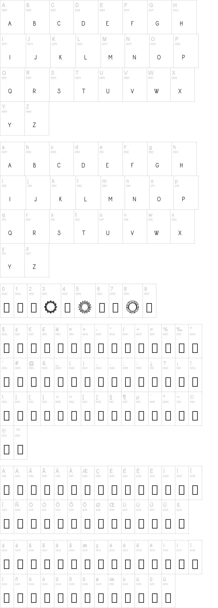 Monogram Framer Font-1