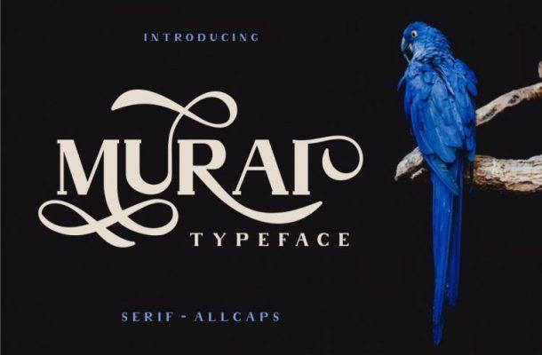 Murai Typeface