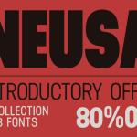 Neusa Font Family