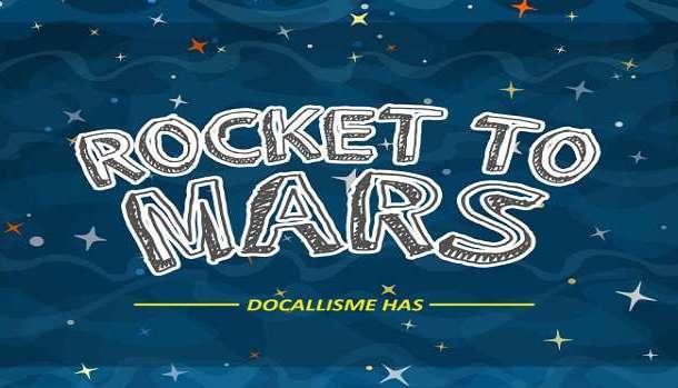 Rocket To Mars Font