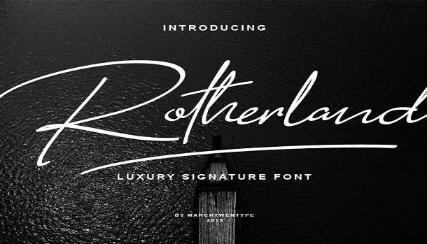 Rotherland Font