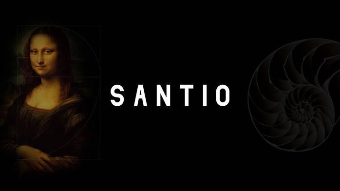 Santio Font Family Dafont Free