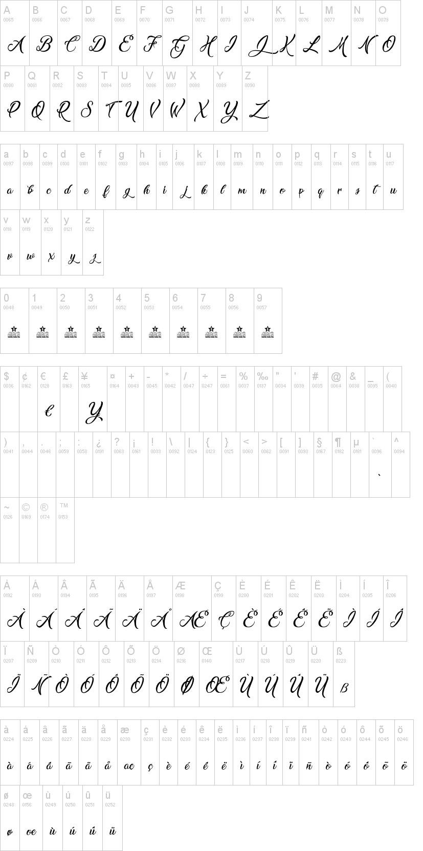 Sea Balance Font-1
