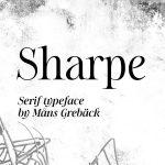 Sharpe Font Family