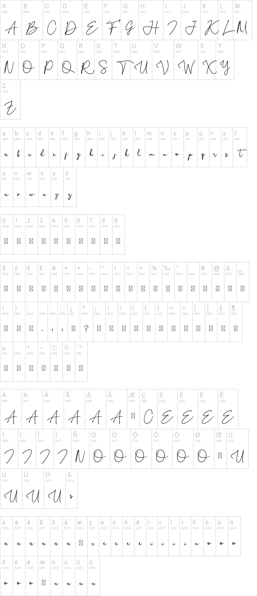 Southern Jannie Font-1
