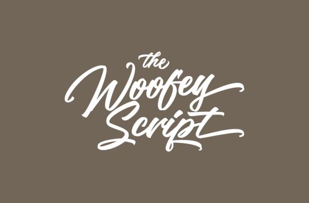 The Woofey Script Font