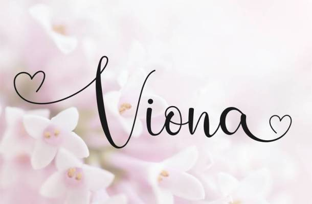 Viona Font
