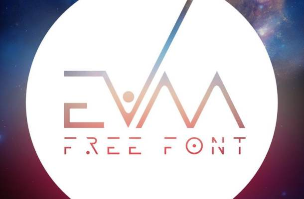 Evaa Typeface