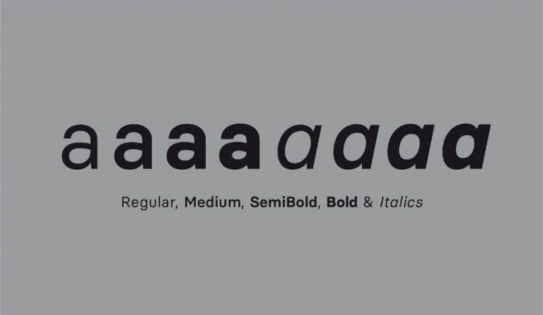 Basier Sans Font Family-1