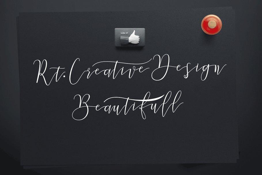 Bastille Day Script Font-1
