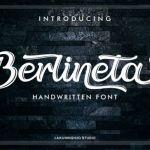Berlineta Script Font