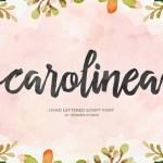 Carolinea Typeface