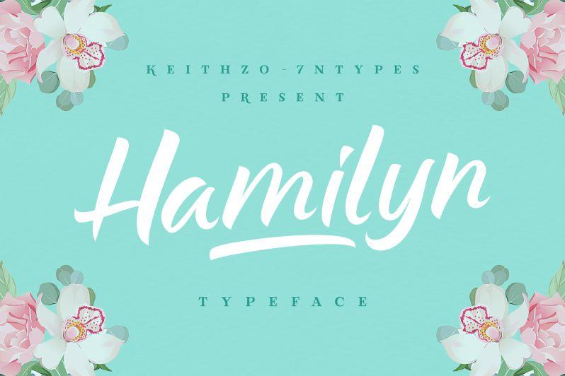Hamilyn Font