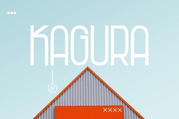 Kagura Typeface