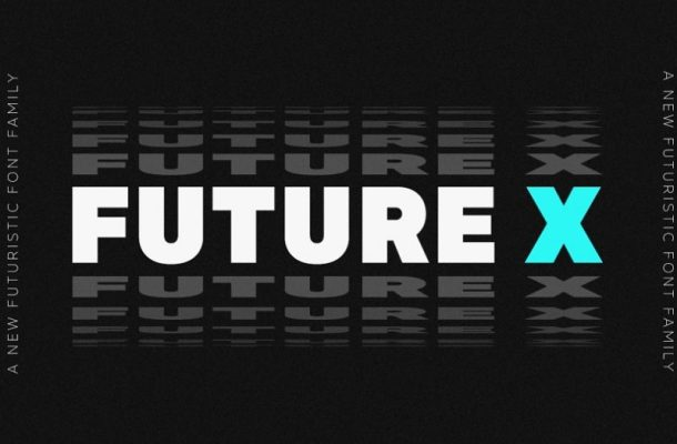 MADE Future X Font Family