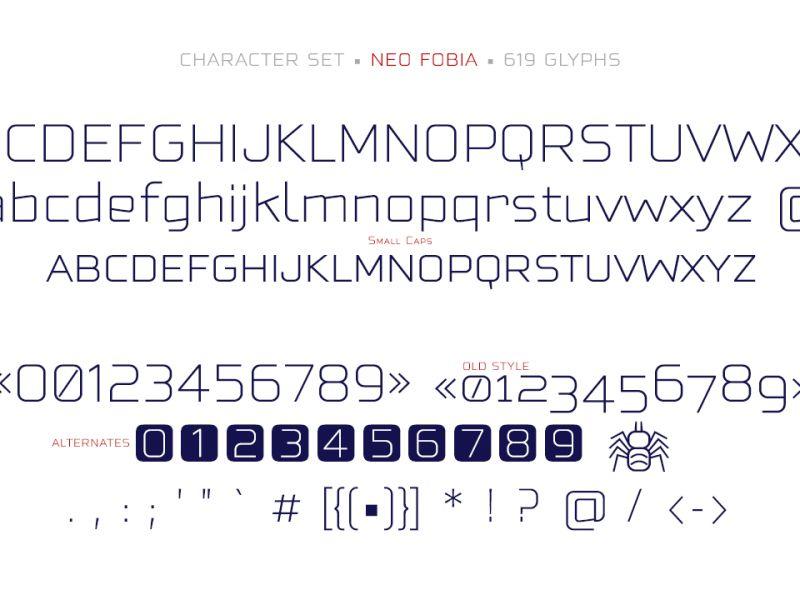 Neo Fobia Typefaces-1