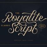 Royalite Script Font