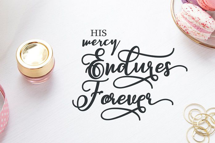 Sabena Calligraphy Font-1