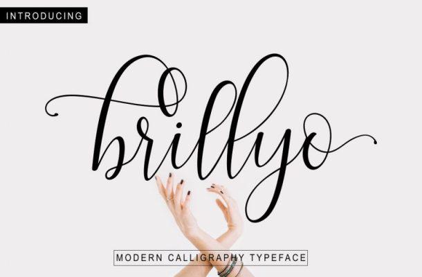 Brillyo Script Font