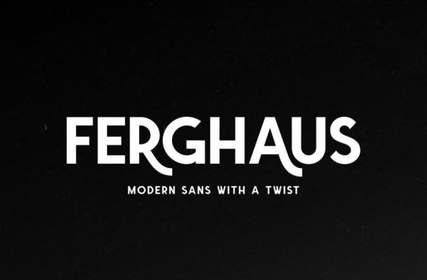 Ferghaus Sans Font