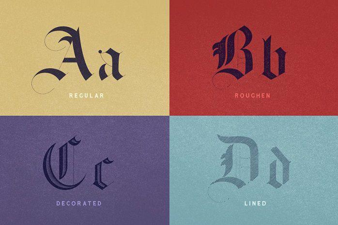 Harbour Typeface-2