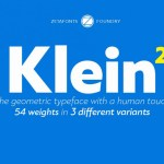 Klein Font Family