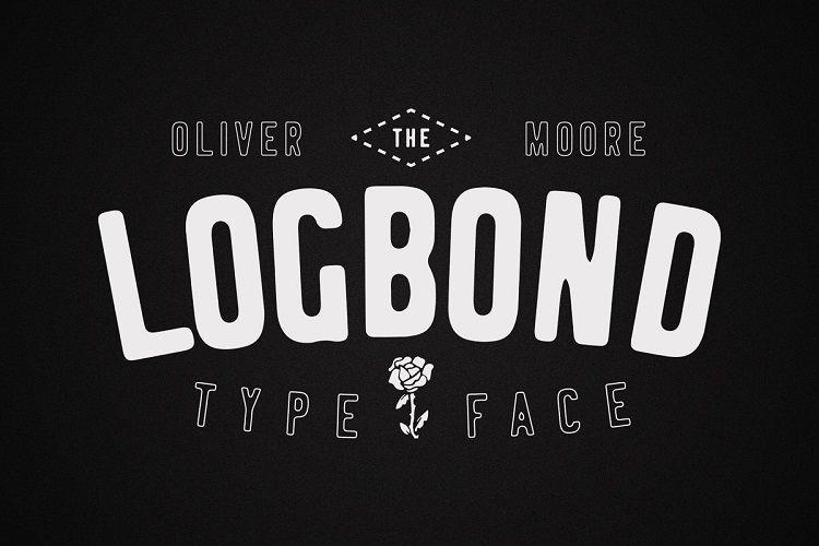 Logbond Typeface