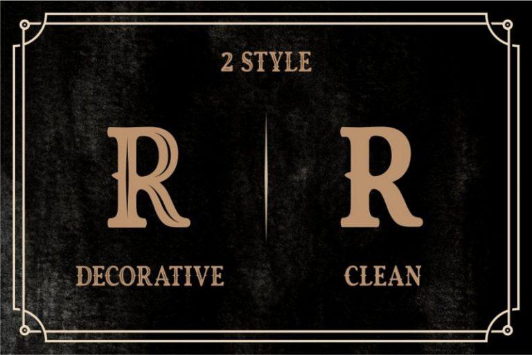 Royal King Typeface-3