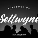 Sellwyne Script Font