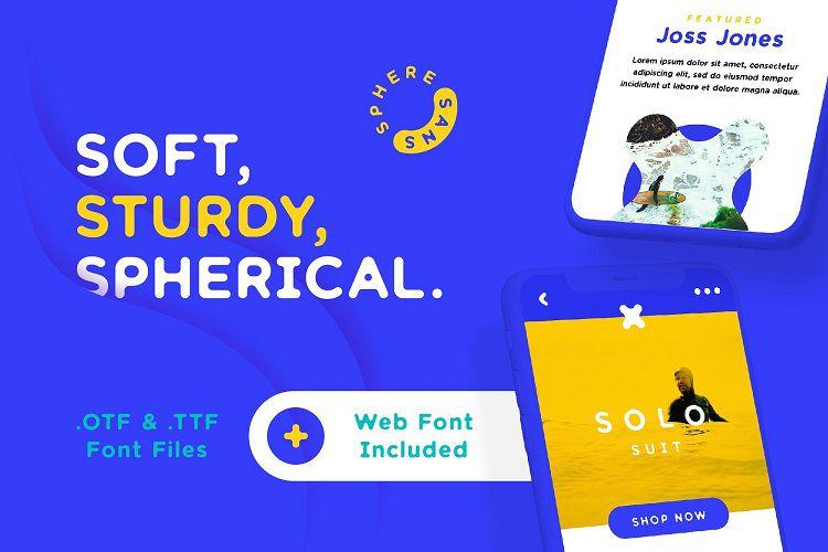 Sphere Sans Typeface