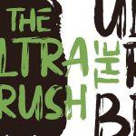 The Ultra Brush Font